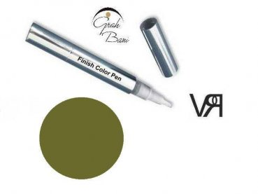 Finish Color Army Green  4,5 ml. - ALL IN ONE Farbgel -